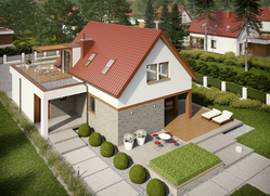 House plan: E13 III G1 ECONOMIC