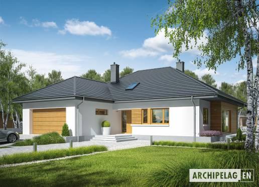 Archipelag House Plans Marcel Ii G2 Description
