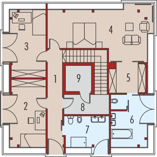 Archipelag House Plans Cube Plans Archipelag