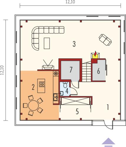 Archipelag house plans cube plans archipelag Cube house plans